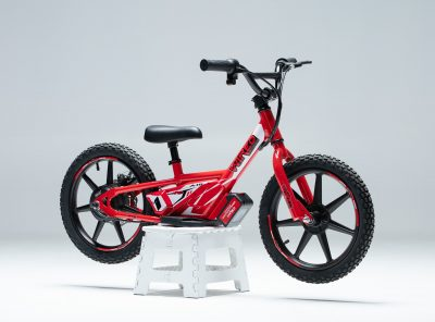 16″ Electric Balance Bike – Red