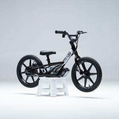 16″ Electric Balance Bike – Black