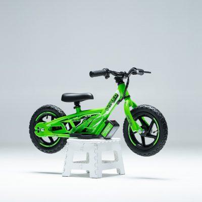 12″ Electric Balance Bike – Green