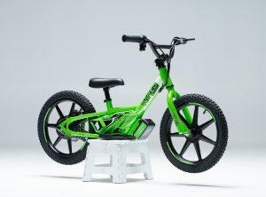 16″ Electric Balance Bike – Green
