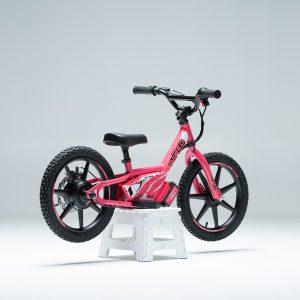 16″ Electric Balance Bike – Pink