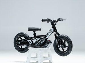 12″ Electric Balance Bike – Black