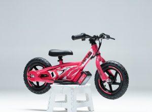 12″ Electric Balance Bike – Pink